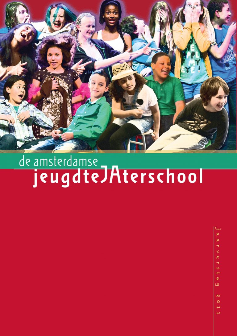 Ontwerp en uitvoering Amsterdamse JeugdteJAterschool jaarverslag 2011; 2012.