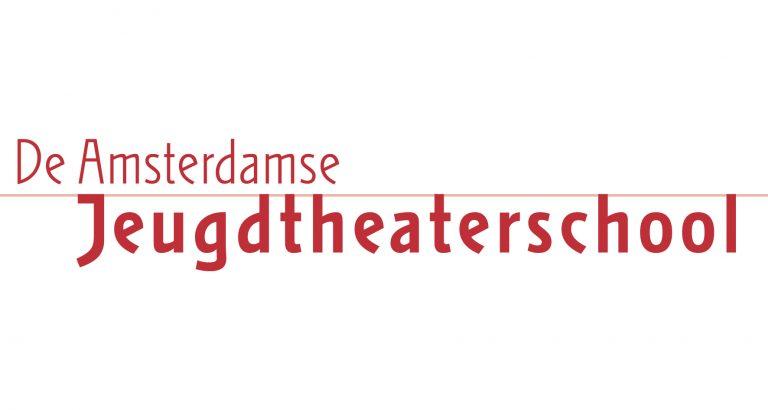 logo Amsterdamse Jeugdtheaterschool
