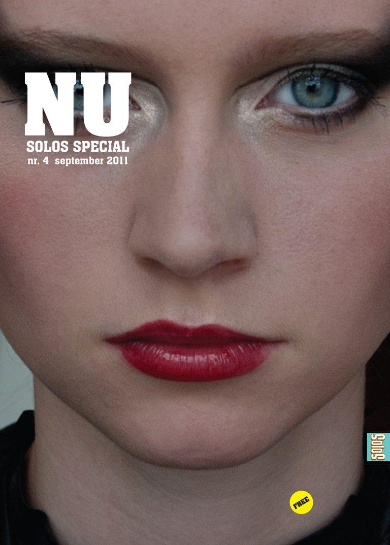 SOLOS magazine, 2011 ontwerp en art direction