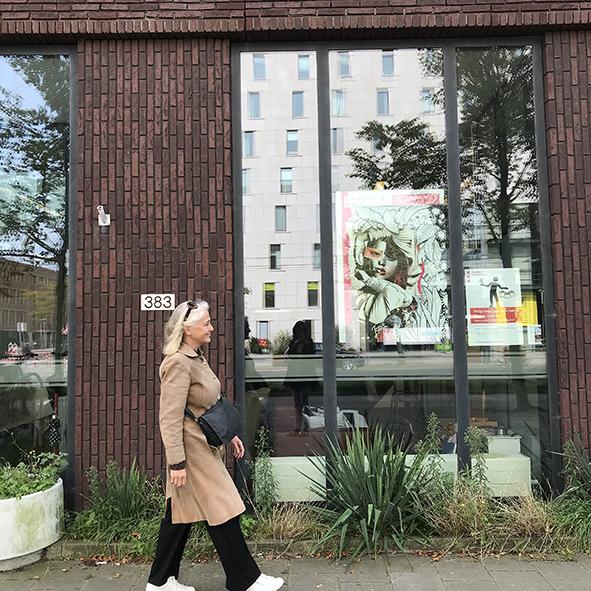 stichting Aminah  > Amsterdam